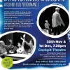 IMPRO FOR ELDERS & LIFEGAME-A Double Bill Performance
