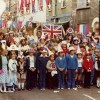 Page link: Queen Elizabeth's Silver Jubilee Party, 1977